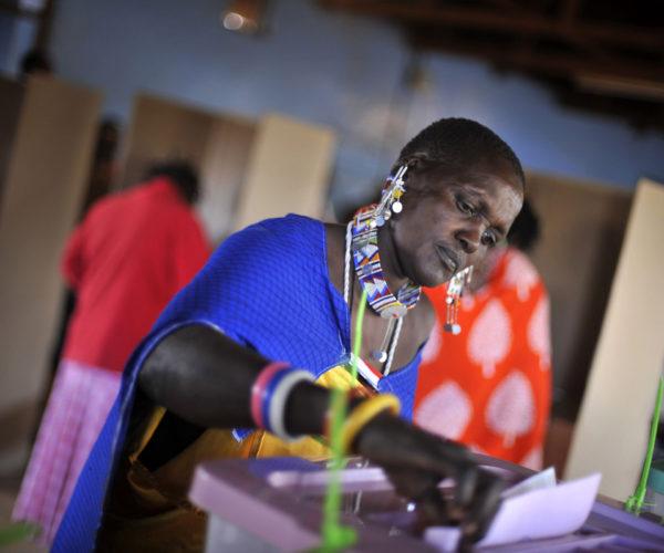 Kenyans ready to make their choice