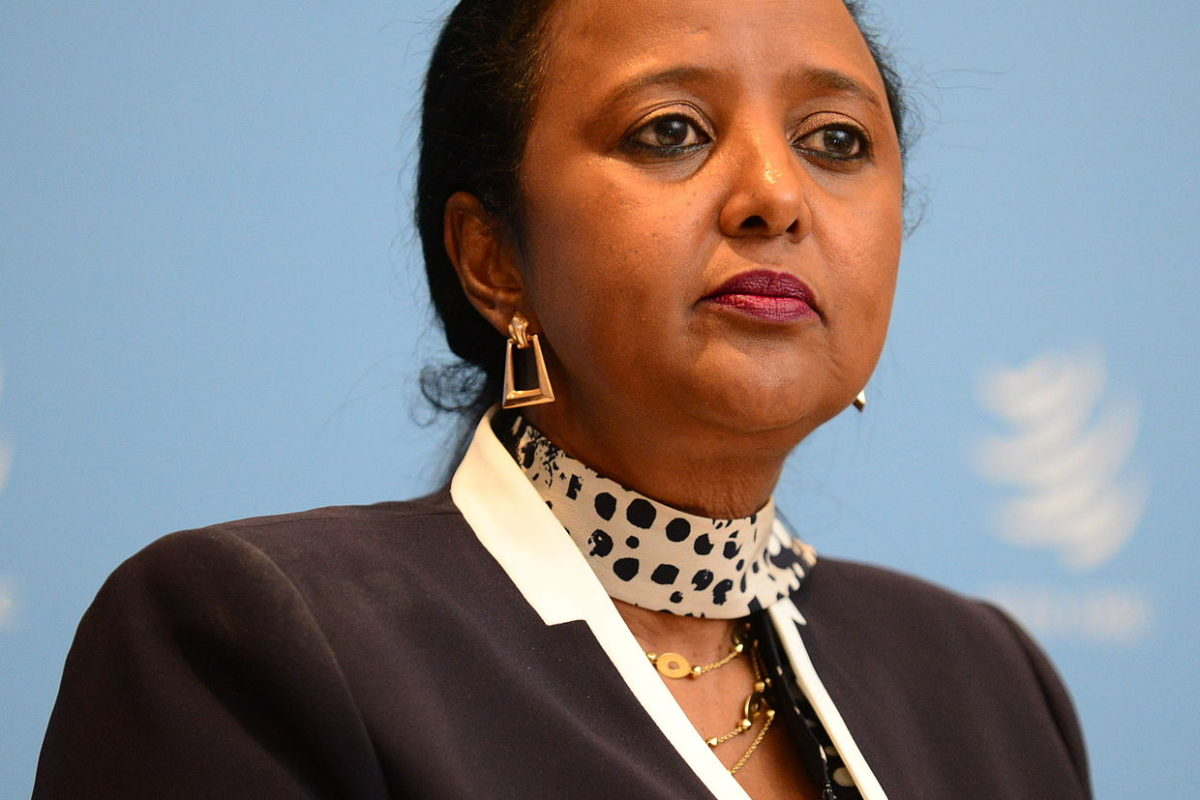 Kenya's candidate for AUC Chairperson focuses on continent's youth