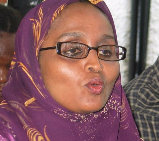 Sureya Roble on Women and Radicalization in Mombasa County
