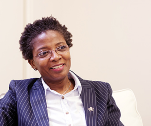 First black woman professor at King's College delivers inaugural lecture by Desmond Davies, GNA