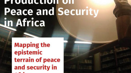 New study analyses knowledge production on peace and security in Africa