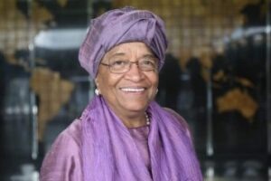 Johnson Sirleaf leads evaluation of global COVID-19 response