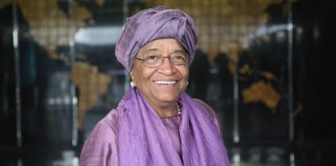 Johnson Sirleaf leads evaluation of global COVID-19 response
