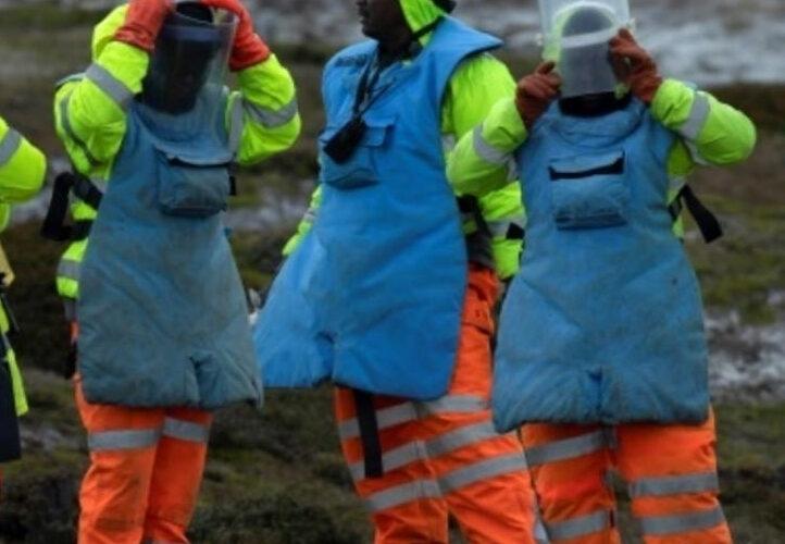 UK honours Zimbabwean deminers who made Falkland Islands landmine free