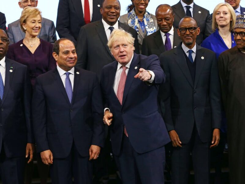 UK to host first post-Brexit Africa Investment Conference in January