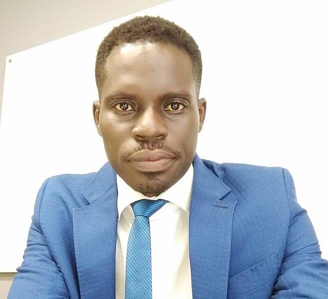 Talking Africa Interview with Dr Albert Mbiatem