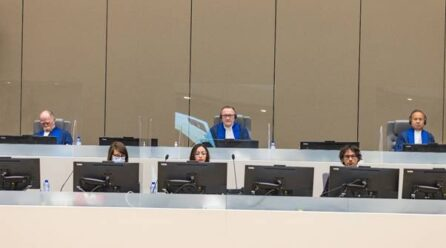 ICC sentences Ongwen to 25 years in prison