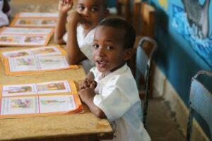 Make or break for education in Africa